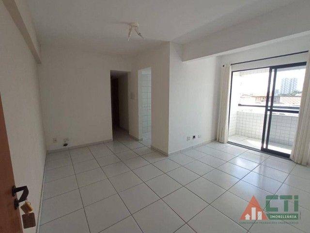 Apartamento com 2 dormitórios para alugar, 56 m² por R$ 1.350,00/mês - Iputinga - Recife/P - Foto 3