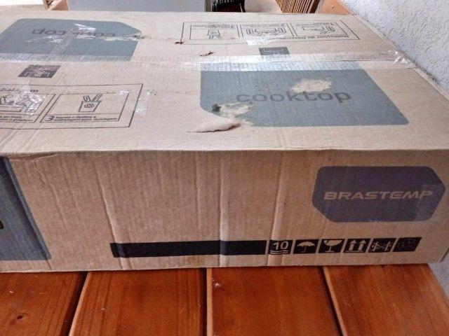 CookCooktop 5 Bocas Brastemp  à Gás - Acendimento Superautomático - Foto 3