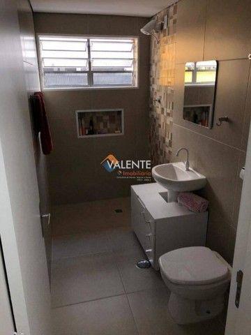 Apartamento com 1 dormitório à venda-por R$ 190.000,00 - Centro - São Vicente/SP - Foto 7
