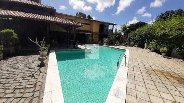 Mansão no Cond Torquato de castro aldeia/598m/ 4 suites/espaço gourmet com piscina/luxo - Foto 2