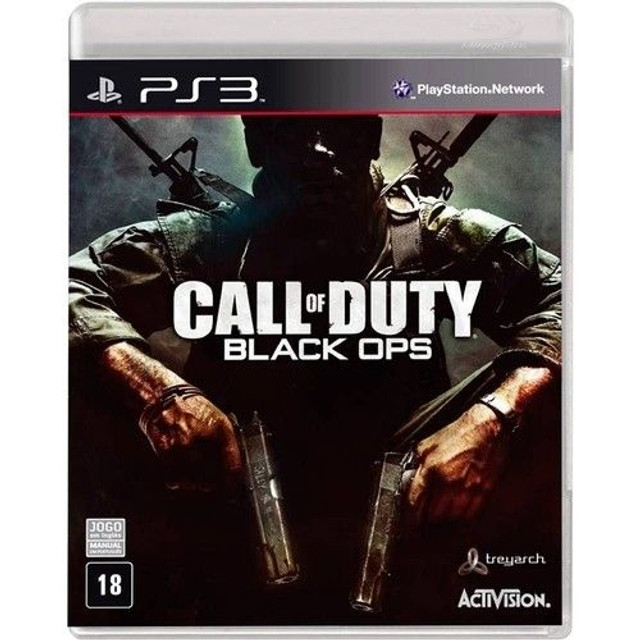 Call of Duty - Black Ops - PS3