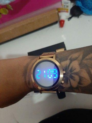 Vendo relógio da marca euro semi novo  - Foto 4