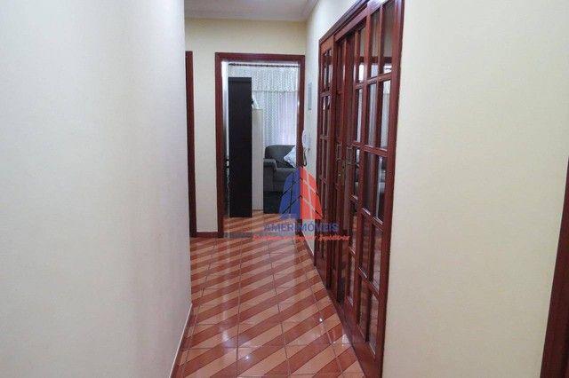 Casa com 3 dormitórios à venda, 211 m² por R$ 760.000,00 - Jardim Santa Rosa - Nova Odessa - Foto 14