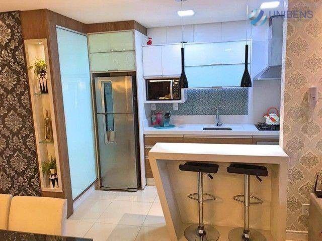 Apartamento com 2 Dormitórios, Mobiliado a venda no Estreito, Florianópolis SC - Foto 3