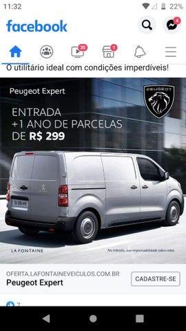Peugeot Expert 0km utilitário  - Foto 9