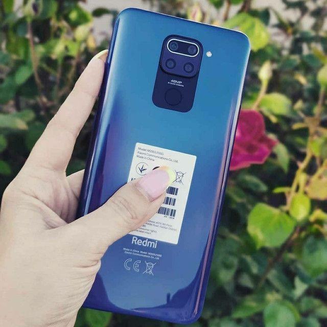 Redmi Note 9 - Xiaomi - 4/128GB - Loja Rampage