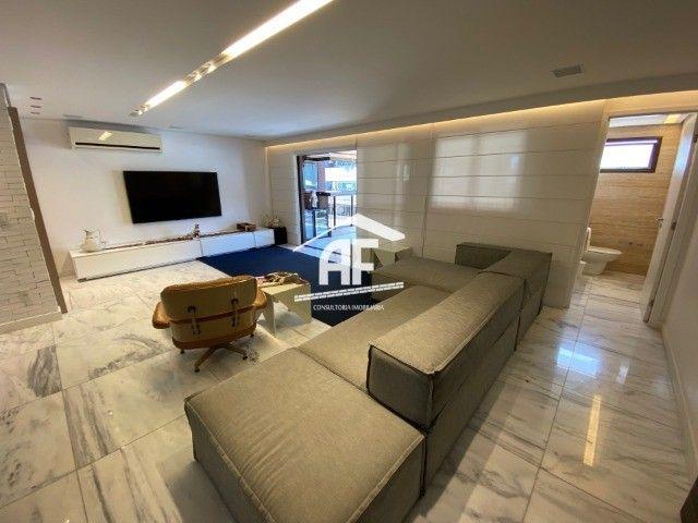 Apartamento beira mar com 3 suítes na Ponta Verde - Edifício Palazzo Firenze - Foto 7