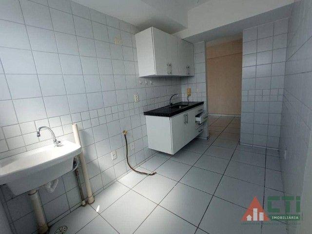 Apartamento com 2 dormitórios para alugar, 56 m² por R$ 1.350,00/mês - Iputinga - Recife/P - Foto 19