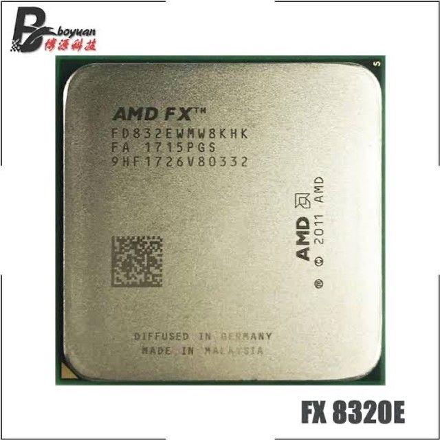 Processador AMD FX8320e Eight-Core