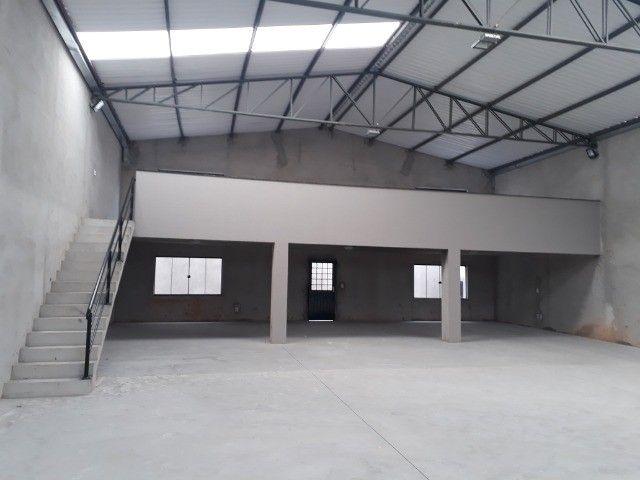 Alugo Particular Excelente Barracão com aprox 500 m² - Foto 7