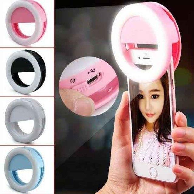 Ring Light selfie led para celular