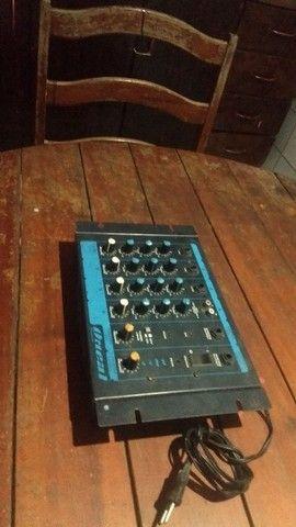 Mesa de som 4 canais oneal  - Foto 3