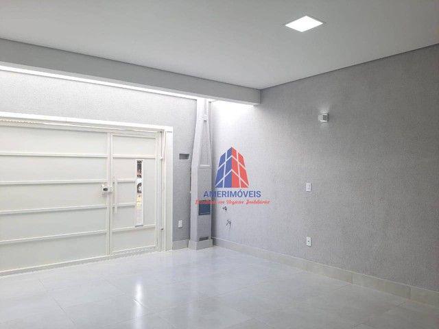 Casa com 3 dormitórios à venda, 119 m² por R$ 437.000,00 - Jardim Santa Rosa - Nova Odessa - Foto 20
