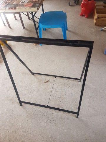 Cavalete de metalom  - Foto 2