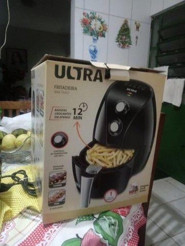 Fritadeira elétrica sem óleo Ultra - Foto 2