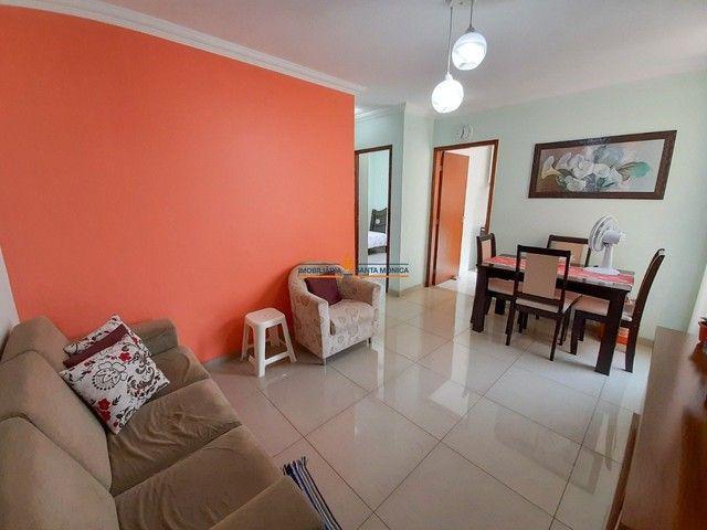 Apartamento à venda com 2 dormitórios em Santa mônica, Belo horizonte cod:17970