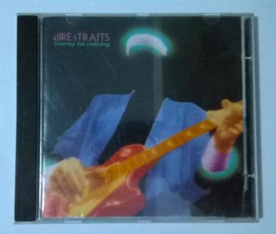 CD Dire Straits Money for Nothing