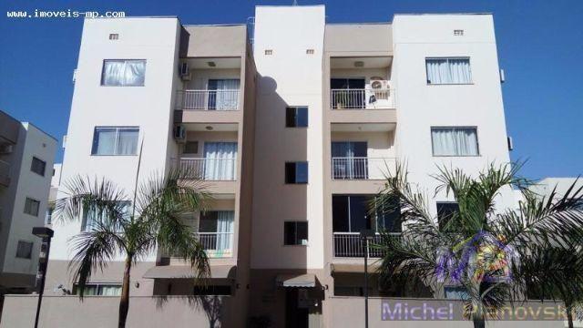 Apartamento 02 quartos no Residencial Garden, com móveis planejados e Ar