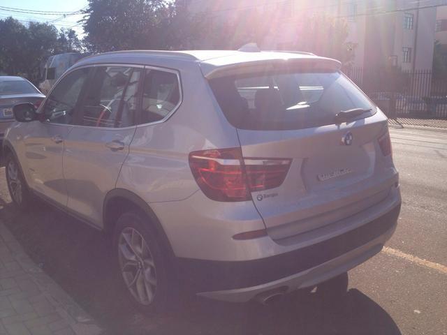 BMW X3 XDrive 2.0 Flex completa 2014 - Foto 7