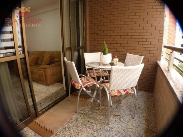 Apartamento residencial à venda, meireles, fortaleza. 3 dormitórios, condomínio com 2 vaga - Foto 10