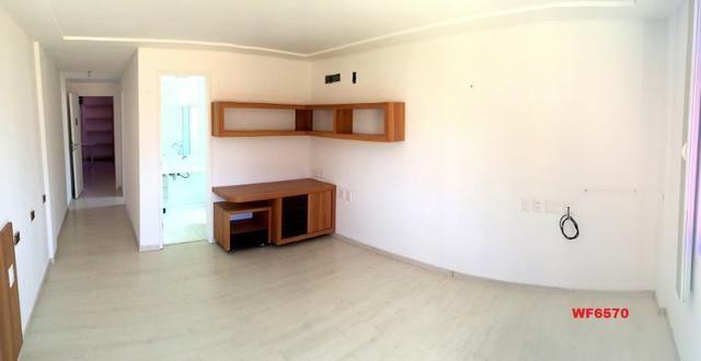 CA0611 Village Del Mare, Casa em condomínio nas dunas, 4 suítes, 3 vagas, bairro de Lourde - Foto 5