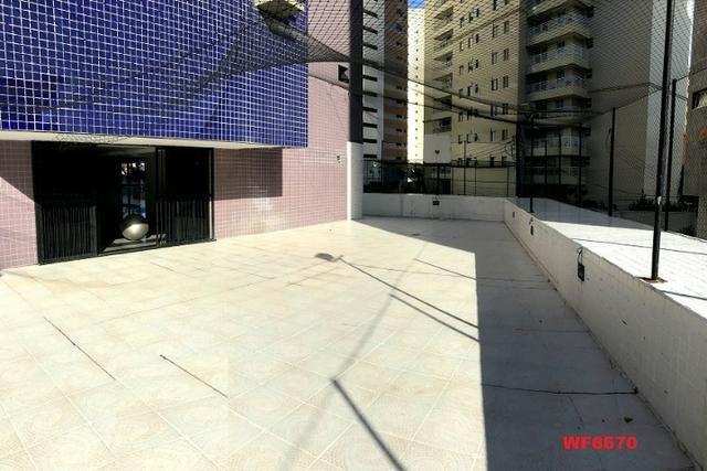 Palazzo Florentino, 3 suítes, gabinete, 3 vagas, projetado, quadra, próximo parque do Cocó - Foto 18