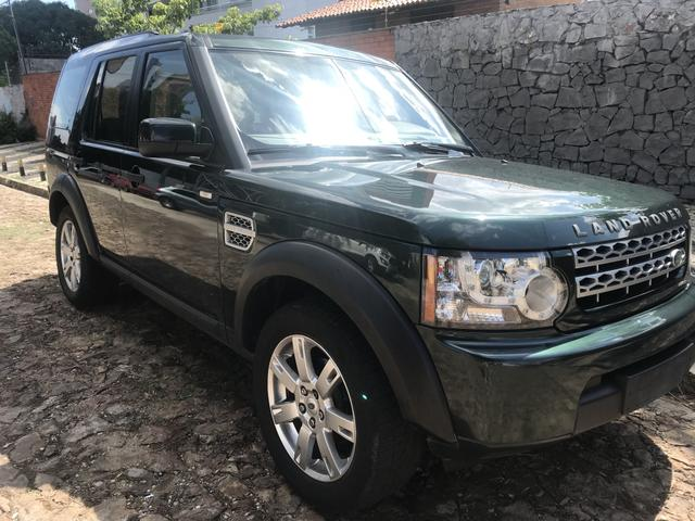LAND ROVER DISCOVERY 4 2010/2011 4x4 V6 TURBO DIESEL