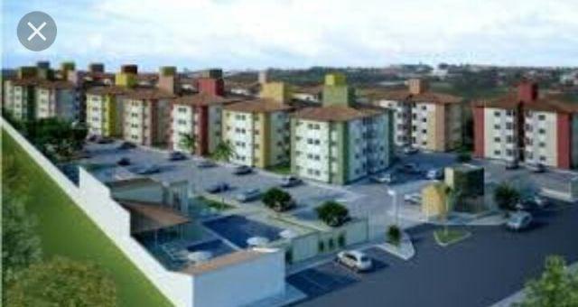 Apartamento no Condomínio (Filipinho) /2 Quartos / Àrea de lazer completa