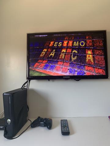 Tv + Xbox 360