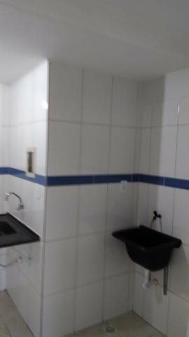 Alugo lindo apartamento de 2 quarto no Riacho Fundo I - Foto 9
