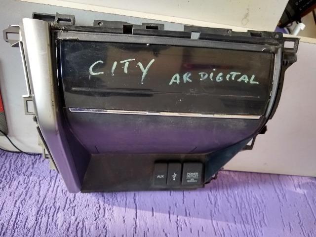 Comando Digital Ar Condicionado Honda City 2016