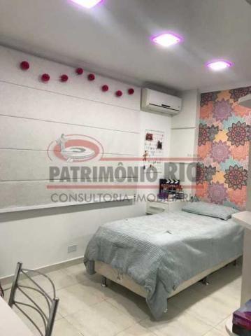 Apartamento à venda com 3 dormitórios em Vila da penha, Rio de janeiro cod:PACO30060