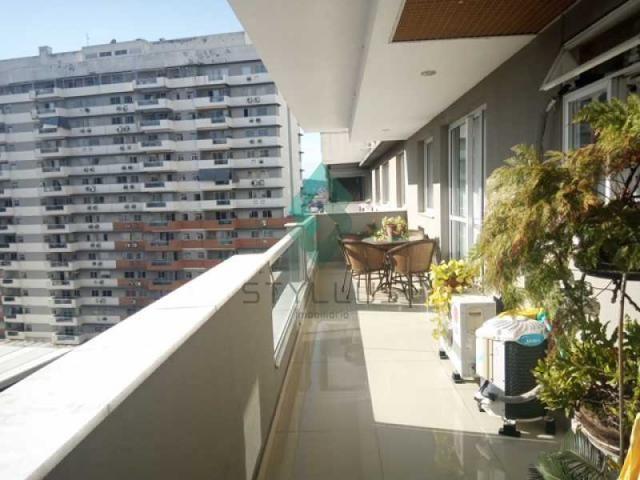 Apartamento à venda com 3 dormitórios em Cachambi, Rio de janeiro cod:M3939 - Foto 3
