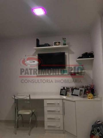 Apartamento à venda com 3 dormitórios em Vila da penha, Rio de janeiro cod:PACO30060 - Foto 17
