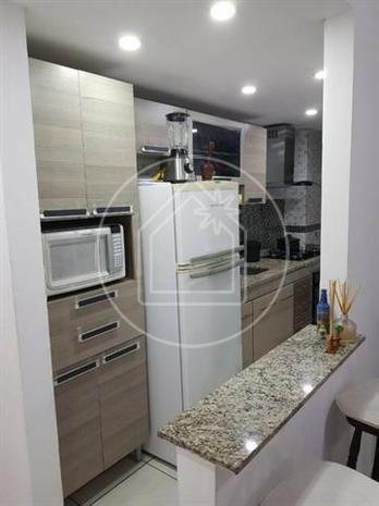 Apartamento à venda com 2 dormitórios em Cascadura, Rio de janeiro cod:855004 - Foto 9