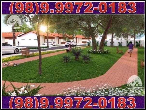 Condomínio Margareth Alencar 2! Casas 2 quartos à venda, Estrada de Ribamar - Foto 6