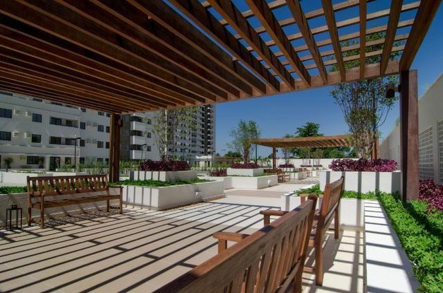 Apartamento 2 quartos com suíte, varanda, vaga, junto ao Nova América, Del Castilho - Foto 5