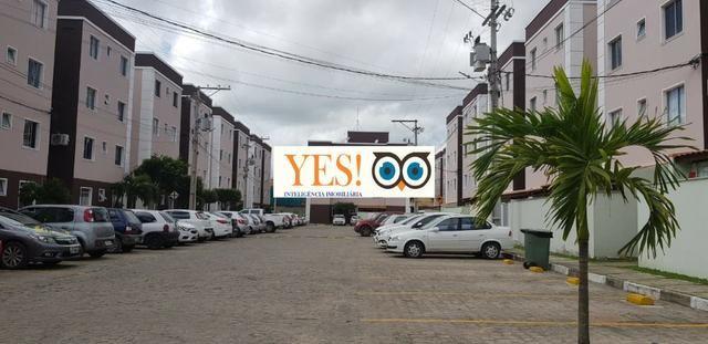 Apartamento 2/4 para Venda no Condomínio Solar Vile - SIM - Foto 13