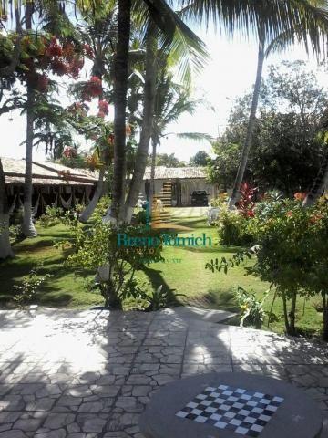 Pousada com 17 dormitórios à venda, 250 m² por r$ 1.900.000 - coroa vermelha - santa cruz  - Foto 7