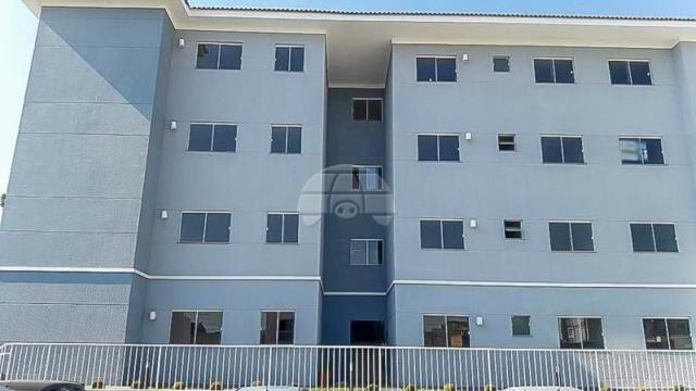 Apartamento à venda com 2 dormitórios em Santa cruz, Guarapuava cod:142224