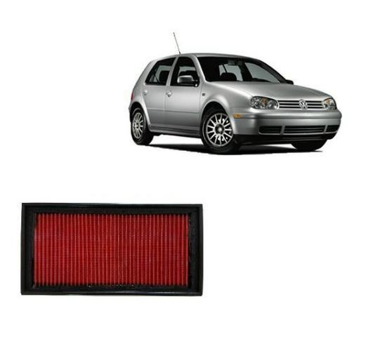 Filtro de Ar Esportivo Inbox Rs Vw Golf Bora Audi A3