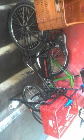 Vendo uma bicicleta de carga - Foto 5