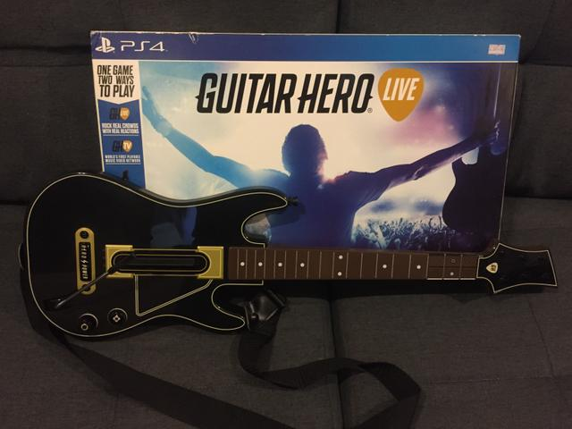 Guitarronas Hero PS4