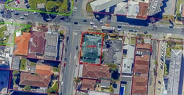 Terreno à venda em Cristo rei, Curitiba cod:155151 - Foto 8