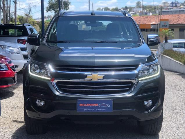 Chevrolet trailblazer 2.8 ltz 4x4 turbo diesel - Foto 2
