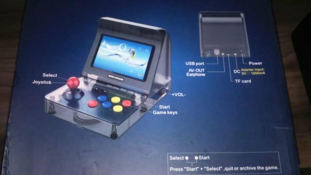 Retro Arcade mini - Foto 2
