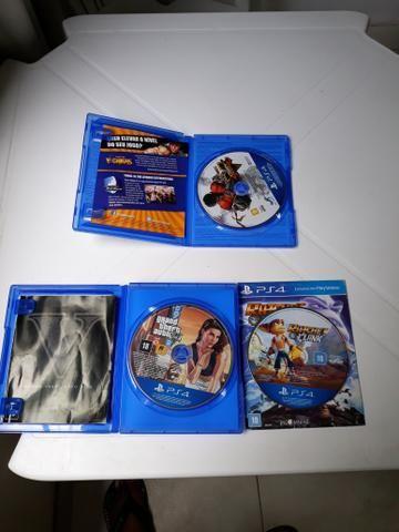 PS4 Slim 1tb 2 Controles - Foto 3