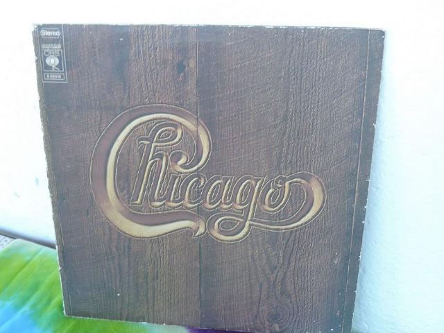 Lp - Chicago - 1972 Encarte Letras - Printed Holland