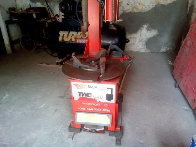 Montadora e Desmontadora de pneus - Foto 3