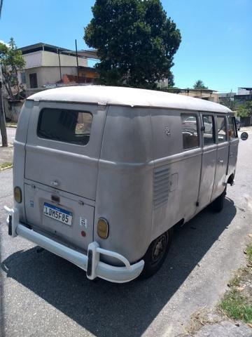 Vendo Kombi 1961 primeira série 42.000 - Foto 4